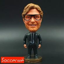 "Soccer Coach KLOPP (L) Formalwear 2.5"" Action Dolls Figurine(China)"