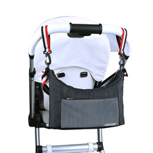 Mummy Travel Nappy Bag Baby Cart Organizer Multifunctional Waterproof Bag Baby Stroller Accessories Infant Storage bag cartoon multifunctional waterproof baby stroller bag baby universal hanging basket car seat storage bag stroller accessories