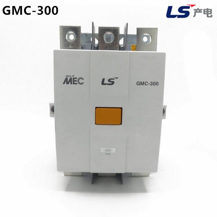 Original Genuine LS Production MEC AC CONTACTOR GMC-300 24V 110V 220V 380V