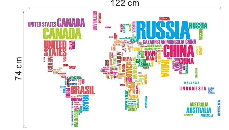 World map country wallpaper for Home wallpaper world map