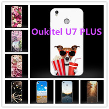 Oukitel U7 PLUS / U7 PRO Personalize Custom Diy Durable Plastic Case Cover Frosted Shield Phone Hard Back Cover Case