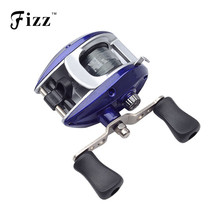 Simple Baitcasting Fishing Reel 3.3:1 Right Hand Bait Casting Fishing Reel Lure Fishing Tackle Low Price Dropshipping