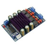 J34 OOTDTY TK2050 50 W + 50 W Dual Channel Placa de Classe T Amplificador Digital de ALTA FIDELIDADE de Áudio Estéreo