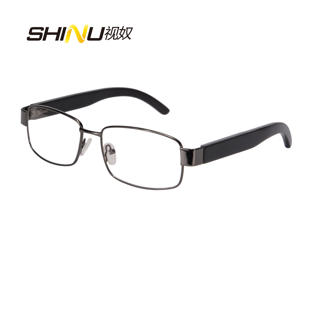 84bc59168e New Fashion Designer Women Men Optical Glasses Frame Metal Frame Ebony  Wooden Legs Eyeglasses Unisex Prescription Eyewear Frames-in Eyewear Frames  from ...