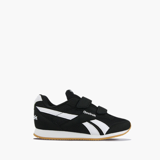 REEBOK Child shoes Unisex REEBOK ROYAL CL JOG, free and Time sportwear, Black