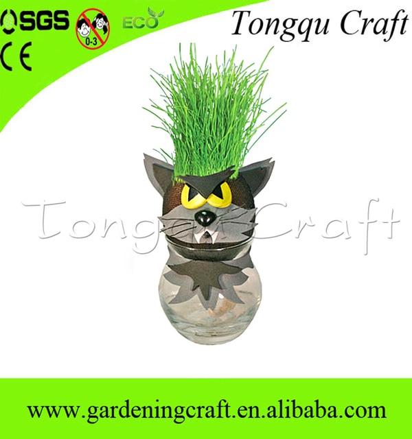 muestra tqe superventas innovadores cabeza de la hierba promocional mejores regalos para