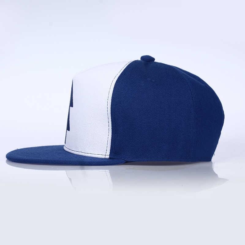 cb26eeb6e4b ... VORON Gravity Falls Baseball Cap BLUE PINE TREE Hat Cartoon Hip hop  Snapback Cap New Curved ...