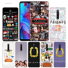 Friends Together TV Show Case for Xiaomi Redmi Note 7 7S K20 Y3 GO S2 6 6A 7A 5 Pro MI Play 9T A1 A2 8 Lite Poco F1 Phone Bags(China)