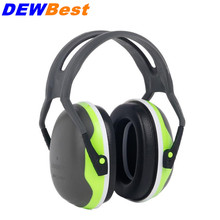 Anti noise Ear Muff Hearing Protection Soundproof Shooting Earmuffs Earphone Noise Redution Workplace Safety