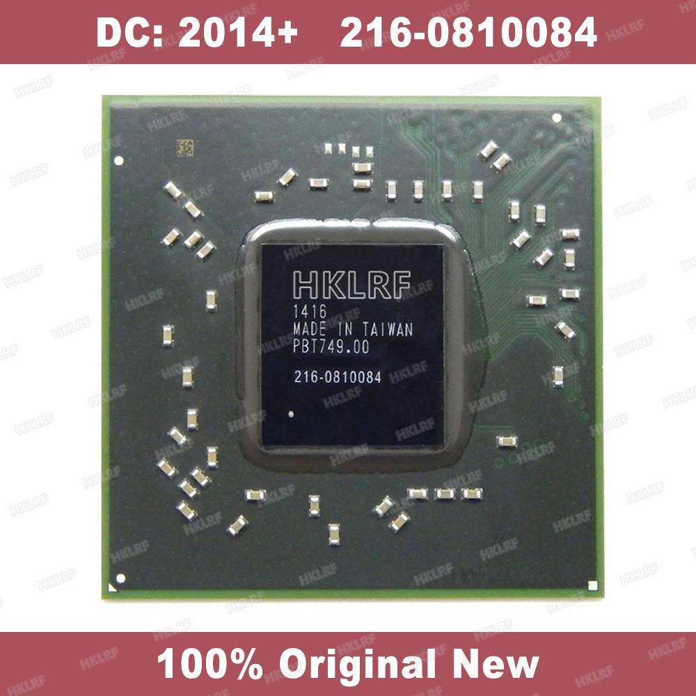 DC 2014 100 Original New 216 0810084 IC Chip 216 0810084 BGA Chipset Free Shipping