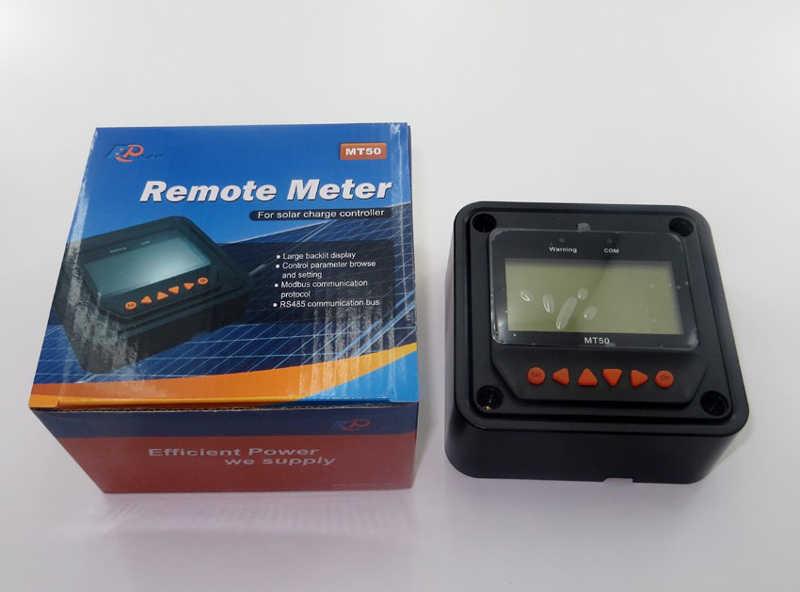 Kontroler słoneczny miernik zdalny MT 50 dla TRACER mld serii MPPT Tracer 2215BN 3215BN 4215BN itracer6415ND