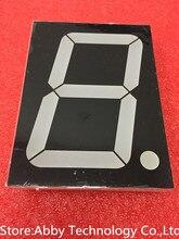 5 pz/lotto 40101BS 4 pollice a 7 segmenti Rosso Display Digitale Tubo PIN anodo Comune LED Tubo Digitale