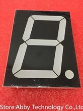 5 unids/lote 40101BS 4 pulgadas 7 segmento rojo muestra tubo Digital 10PIN ánodo común LED tubo Digital