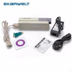 MCR200 Магнитный EMV смарт IC полоса чип кард-ридер/писатель с SDK для Loco HiCo Track 1 2 3