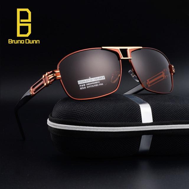 Fabuleux Lunettes De Soleil Homme Luxe Marque En Aluminium Marque lunettes  DP45