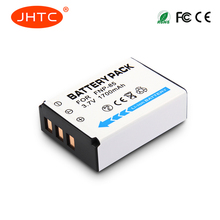 JHTC 1Pc 1700mAh High Quality NP-85 NP 85 Rechargeable Camera Battery For FUJIFILM SL240 SL245 SL300 SL305 FNP-85 CB170