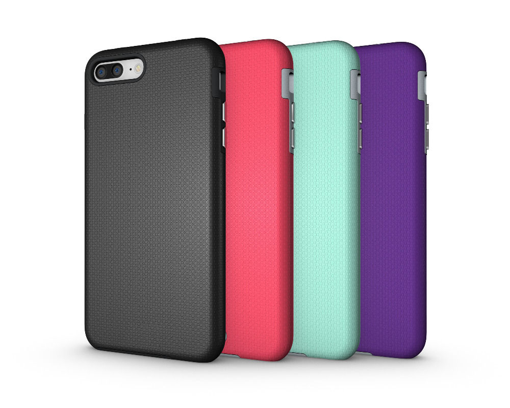 Top Sale Fashion Candy Color Case for Apple iPhone 7 TPU