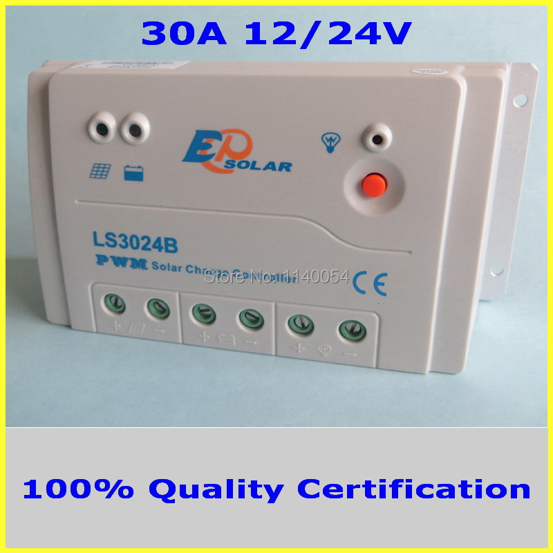 цены 30A solar charge controller 12V 24V Auto-work for solar home use system and LED street light system, Battery Regulator 30A