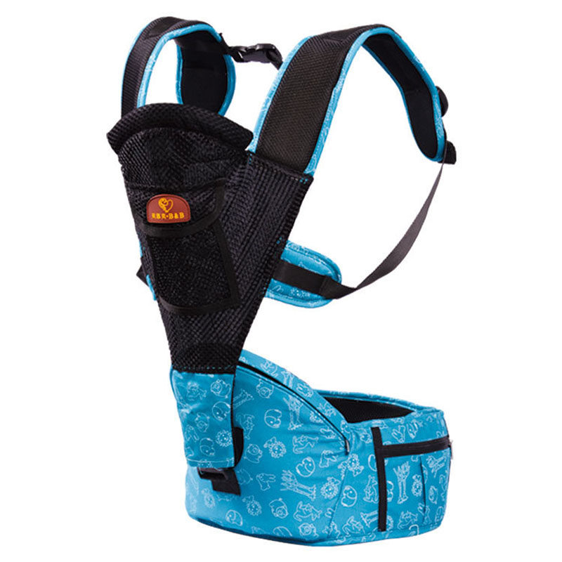 ФОТО 2015 Best Multifunction Outdoor Jerry Baby Baby Carrier Sling Backpack New Born Baby Carriage Hipseat Sling Wrap