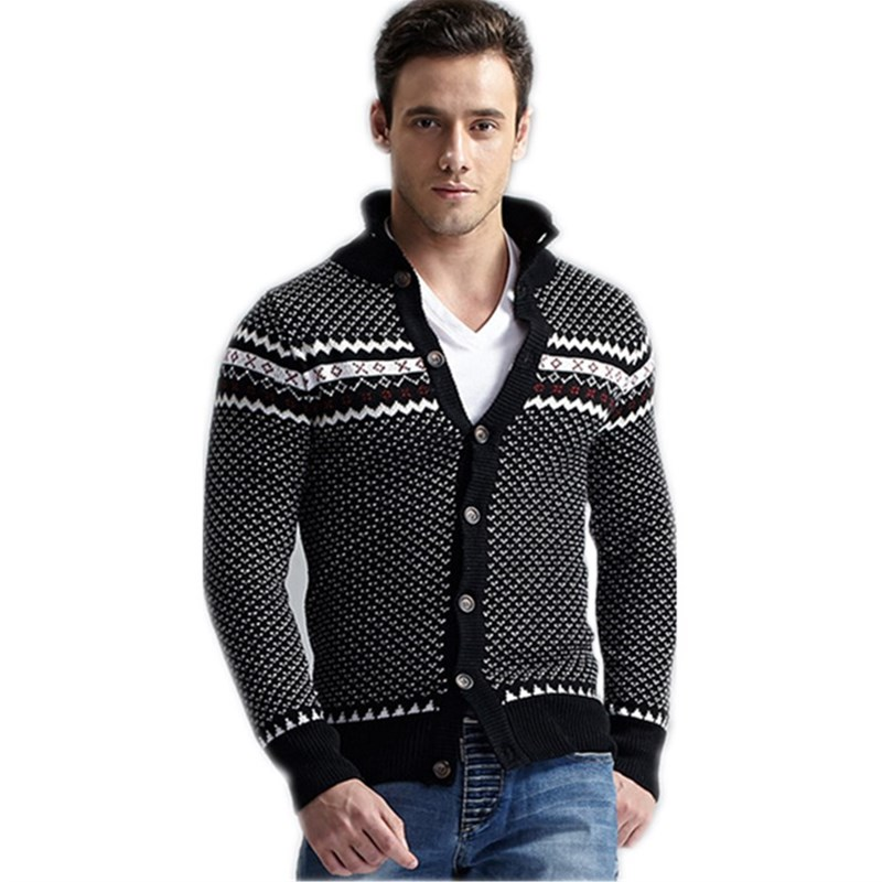 Knitting Pattern For Mens Sweater With Collar : Sweaters For Men 2016