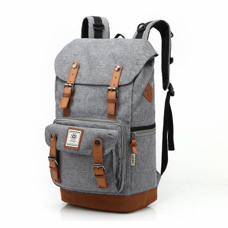 Hommes sac à dos étanche sac à dos Designer sacs à dos homme étudiant de haute qualité unisexe Oxford sacs en tissu sac de voyage