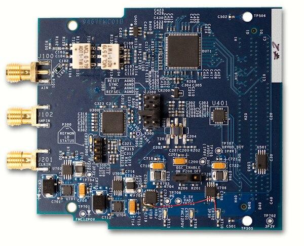 AD9467 FMC Card Sub Card Development Board