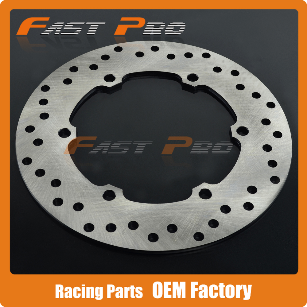Rear Brake Disc Rotor For Honda SH300 VF500 CBR750 VFR700 CBR1000 XL1000 CBR1100 CB1100 CB1300 CB 1100 1300 CBR 750 1100 snake rope brush gun brush bore snake cleaner 17 22 cal 30 44 380 caliber 12 16 20 gauge rifle pistol cleaning
