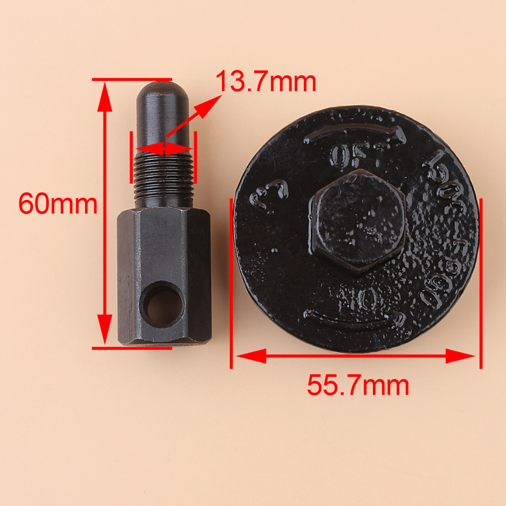 14mm Piston Stop Chainsaw Clutch Flywheel Removal Tool Husqvarna 325 Engine Diagram Expander Dismount Tools For Stihl Echo 2 Cycle In Chainsaws From On