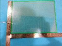 15.1 дюймов сенсорный экран для n010 0518 x262/01 n010 0518 x261/01 для Funac сенсорной панели 4 провода сенсорный экран панели стекла