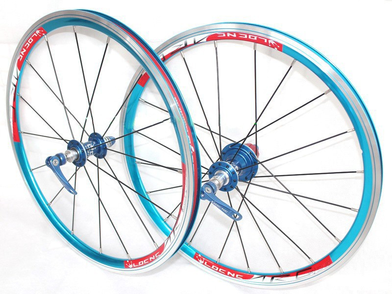 Bicycle Wheel Set Upgrade Wheels Set Folding Bike Road Bike 20