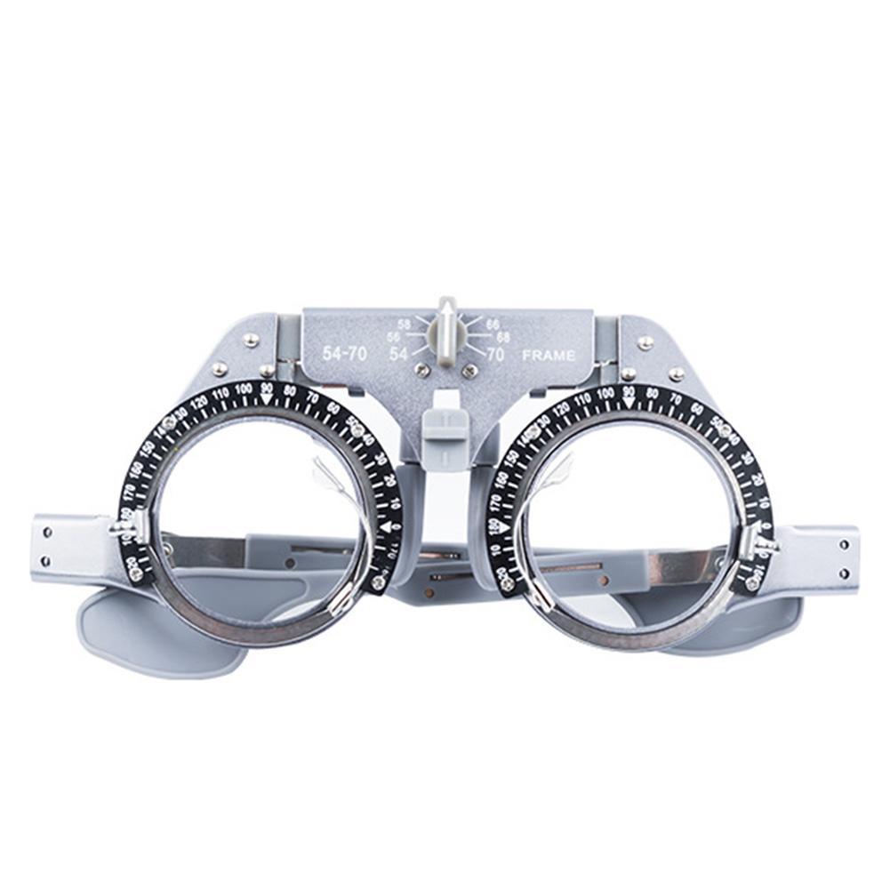 Trial frame Adjustable Trial Frame Optical Trial Lens Frame PD 54 70mm Pure Titanium Optical 40