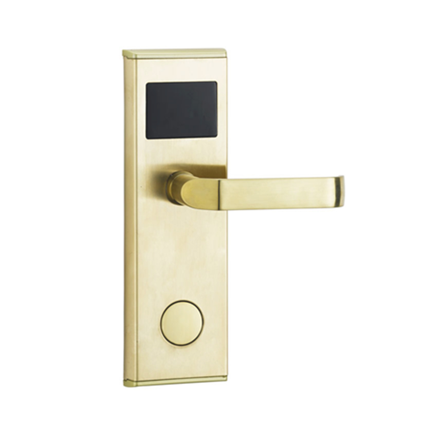 advanced digital high security intelligent sliding door lock biometric rfid hotel door sensor lock