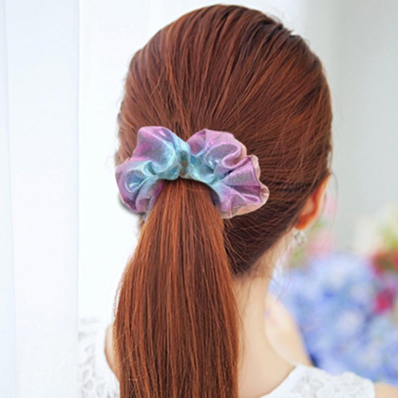 Aliexpresscom  Buy Sale Women 2 Pcs Elastic Hair Band -9210