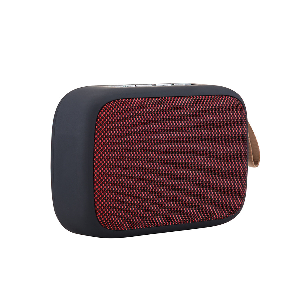 VOBERRY New Hi-Fi Portable Wireless Bluetooth Speaker With SD Card FM For Smartphone Tablet Laptop 4