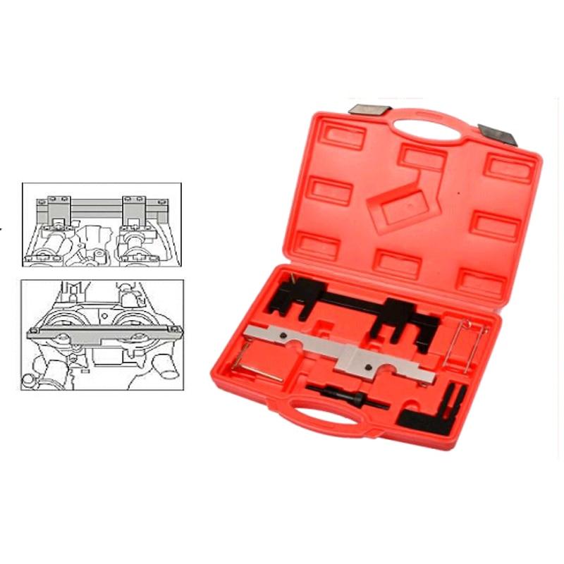 7 PCS For Engine Timing Locking  Tool Set BMW  N43  1.6 1.8 2.0 Chian Drive Cam & Crank  Timing Tool
