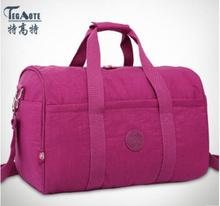 27c274f628 TEGAOTE 2017 Nylon Waterproof Women Travel Bags Large Capacity Ladies Luggage  Travel Duffle Bags Travel Handbags Baby bag 282