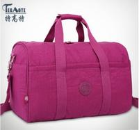 TEGAOTE 2017 Nylon Waterproof Women Travel Bags Large Capacity Ladies Luggage Travel Duffle Bags Travel Handbags Baby bag 282