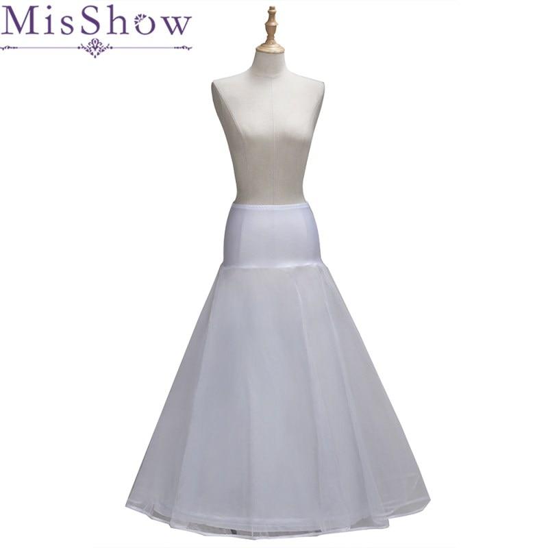 Babyonlinedress Tulle Petticoat Wedding-Underskirt Mermaid Onderrok Crinoline Bridal