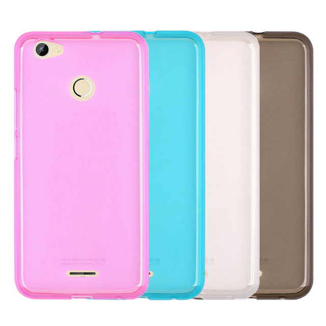 reputable site 0339f bd1a4 US $2.48 15% OFF|High Quality Silicone TPU Case For Micromax Canvas juice 4  Q465 Soft Back Cover Case-in Half-wrapped Case from Cellphones & ...