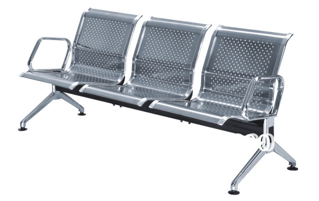 Charmant High Quality 3 Seater Waiting Room Stainless Steel Chair,Public Furniture  YA 52