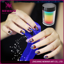Brand New Nail Art Stickers 29 Designs Nail Foil Decals 36pcs Nails Art Transfer Foil DIY Beauty Craft Accessories