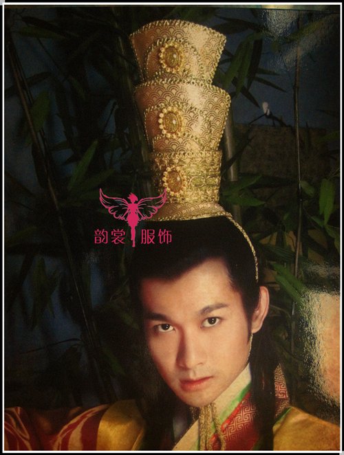 ФОТО High Crown Piece Male Hair Tiaras