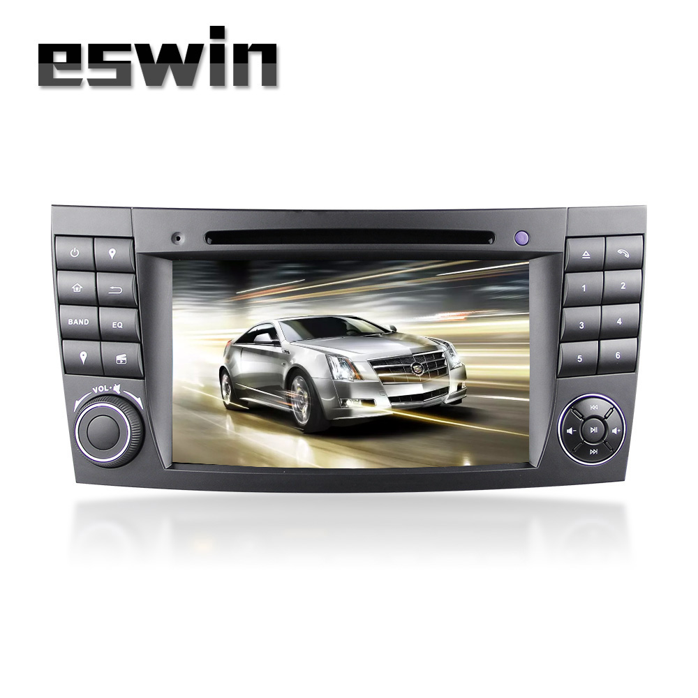 Android 5.1.1 Multimedia Coches Reproductor de DVD Para Mercedes Benz CLS Class