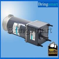 Bringsmart 200W 12V DC Motor High Torque 24V DC Permanent Magnet Geared Motor Low Speed Adjustable Speed
