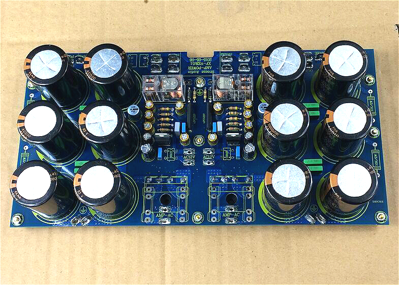 все цены на Switzerland DARTZEEL NHB108 Power Amp High power Rectifier Filter Power Supply Board with Speaker protection онлайн