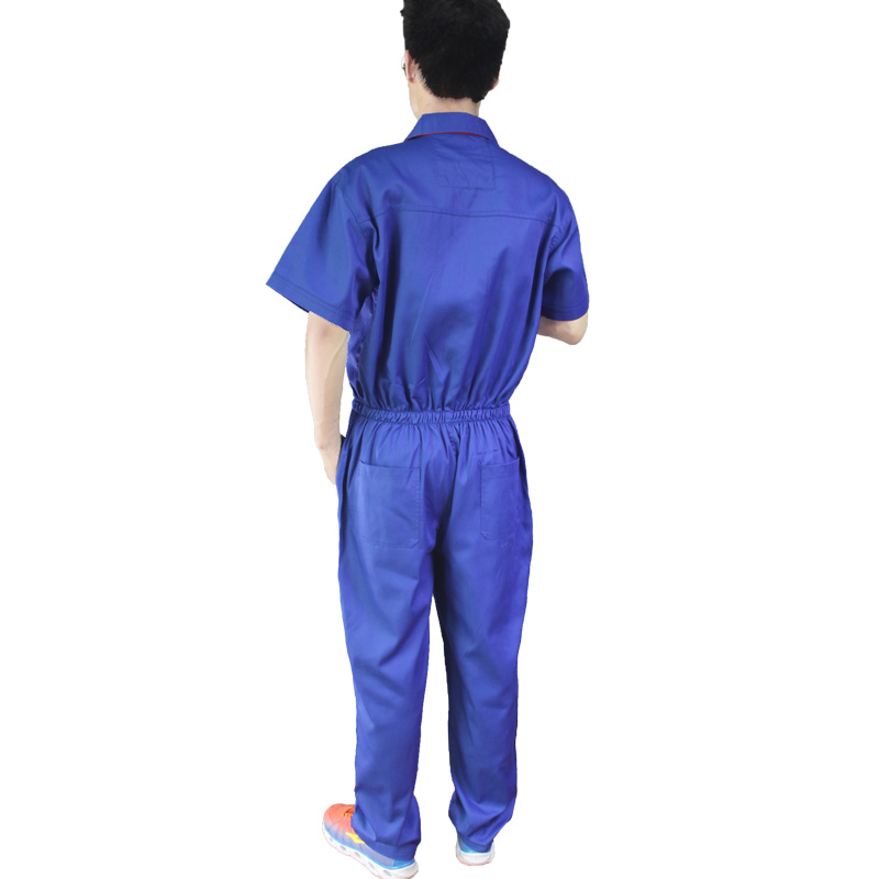 De Ropa Blue Trabajo Mantenimiento Azul S gray Instalación resistencia Transpirable 4 S Taller Conjoined 4xl 2018 Usar wUxSxIXq