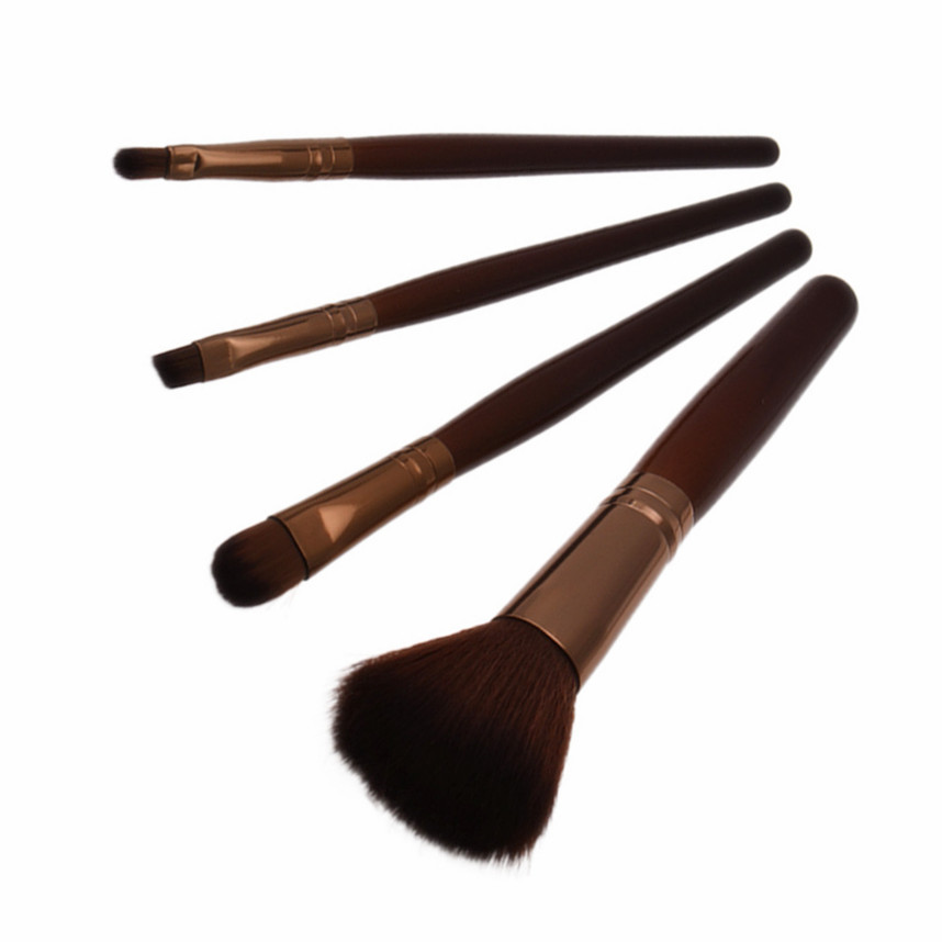 2017 Professional Makeup Brushes Facial Face Eye shadow Foundation Soft Mask Cosmetic Brush Beauty Tools Pinceis de maquiagem