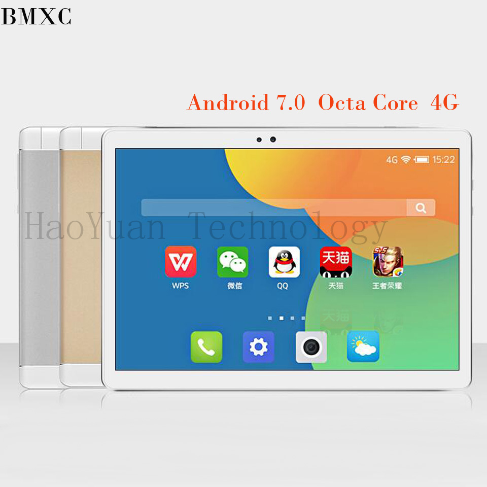 10 inch tablet Android tablet pc Octa Core 4G Tablet 10 1920 1200 HD WIFI GPS