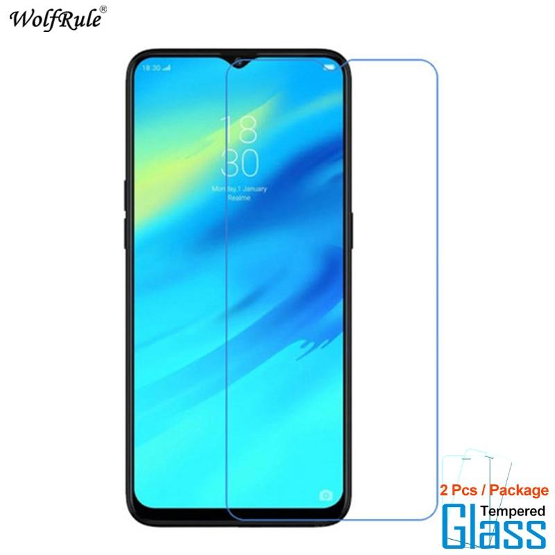 2Pcs For Glass OPPO Realme U1 Screen Protector Tempered Glass For OPPO Realme U1 Glass Protective Phone Film