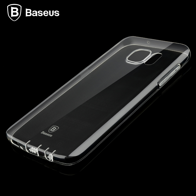 for samsung galaxy s7 edge / galaxy note 7 clear case Baseus Silicone Ultra Thin tpu Cover for cell phone Samsung S7 & s7 Edge